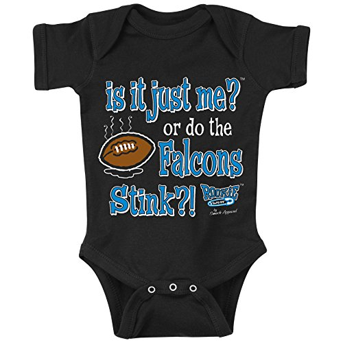- Smack Apparel Carolina Football Panthers Fans. is It Just Me?! Onesie (NB-18M) or Toddler Tee (2T-4T) (12 Month)