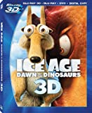 Ice Age: Dawn of the Dinosaurs (Blu-ray 3D / Blu-ray / DVD + Digital Copy)]
