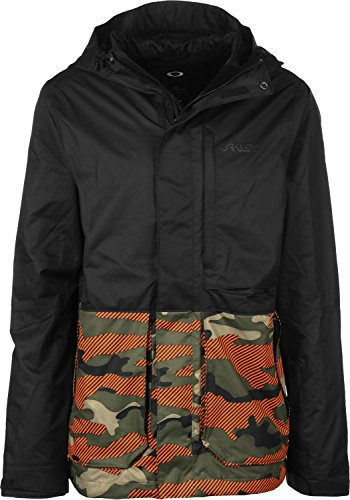 Oakley Highline 10K Bzs Jacket, Warning Camo, Large for sale  Delivered anywhere in USA
