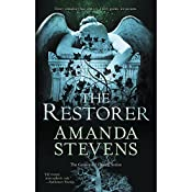 The Restorer: The Graveyard Queen, Book 1 | Amanda Stevens