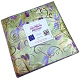 Benartex DANCE OF THE DRAGONFLY 10-inch Precut Squares Cotton Fabric Quilting Assortment Layer Cake Larger Image
