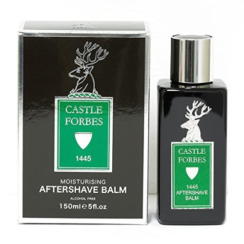 Castle Forbes 1445 Aftershave Balm (125 ml) by Castle Forbes by Castle Forbes