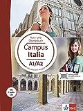 Campus Italia A1/A2: Kurs- und Übungsbuch + 2 Audio-CDs