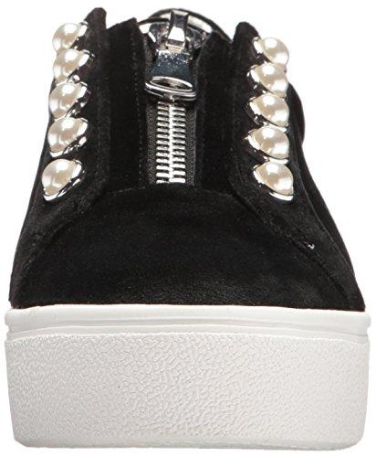 Steve Madden Womens Lynn Sneaker Black