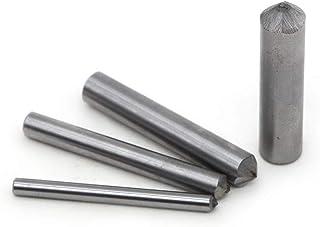 Maslin 1pc Single Point diamond pen,diamond dresser, dressing tool for grinding wheel trimming shank dia 4,6,8,10mm for option DT058 - (Color: shank diameter 6mm)