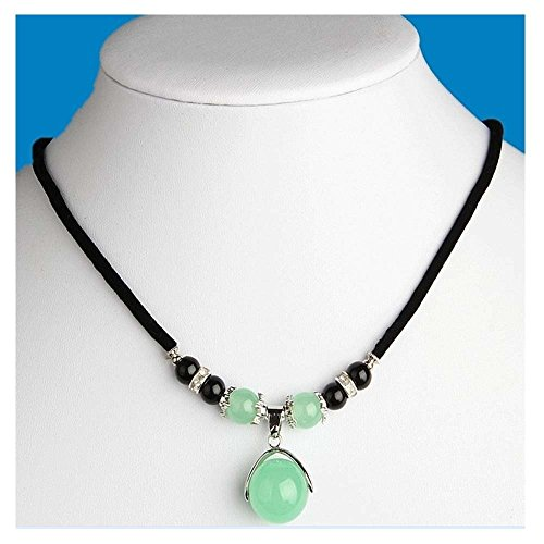 [Mr Rabbit Womens Fashion Jewelry Crystal Pendant Necklace] (Homemade Greek God Costumes For Kids)