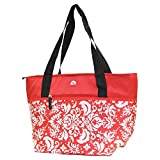 Igloo Insulated Shopper Cooler Tote Bag – Red For Sale