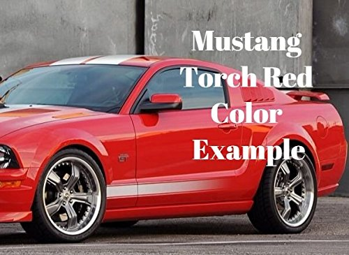 G2 High Heat Temperature Brake Caliper Paint Kit system Set Custom Mustang Color Torch Red Made in the USA by G2 (Image #2)