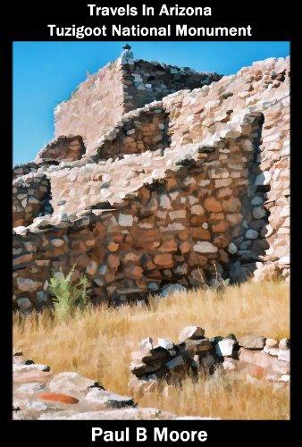 Travels In Arizona - Tuzigoot National Monument