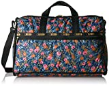 LeSportsac Women's Rifle Paper X Large Weekender, Rosa