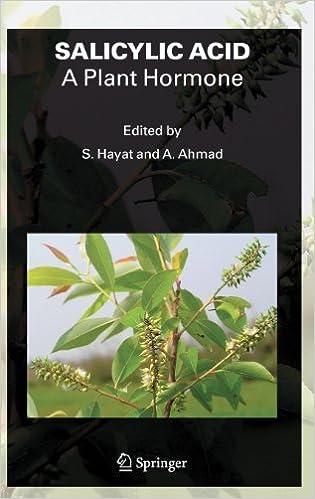 Bestsellers ebooks download SALICYLIC ACID - A Plant Hormone (Litríocht na hÉireann) PDF B001BP8BRM
