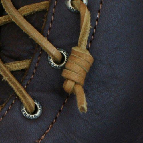 Sperry Saltwater Rope, Botas de Lluvia para Mujer Tan