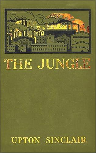 amazon the jungle upton sinclair political