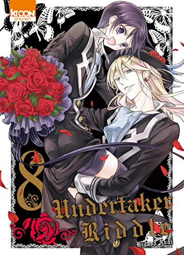 Undertaker Riddle, Tome 8 :