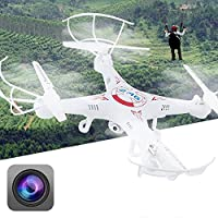 Cewaal X5C-1 Explorers 2.4GHz 4CH Axis Gyro RC Quadcopter Remote Control Aircraft(Without camera)