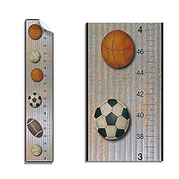 Gráfico de crecimiento Fútbol Deportes de pelota de béisbol ...