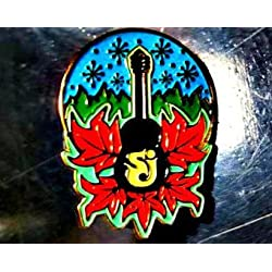 Glow in The Dark SCI Fall Tour String Cheese Incident Pin, . Inactive