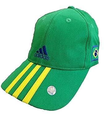 adidas Germany 2006 - Gorra de Brasil, Talla única: Amazon.es ...