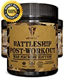 _ANABOLIC_Muscle TEX Battleship BCAA Powder_ with, L Glutamine Powder - Amino Acids Bcaa – Fasting Acting Powder – Bcaa Glutamine! Bcaa for Men – Bcaa for Women – Bcaa Energy - Bodybuilding Approved