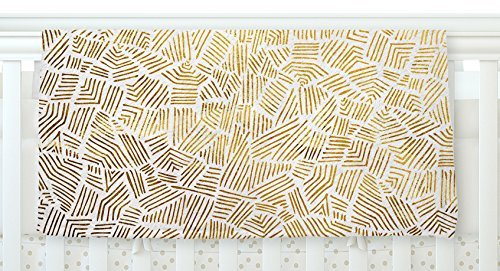 KESS InHouse Gold Pom Graphic Design Inca Gold Trail Yellow Baby Yellow Brown Fleece Baby Blanket 40 x 30 [並行輸入品] B077YZWQHT, 肉の卸専門店ZAP:b71d9b0a --- sharoshka.org