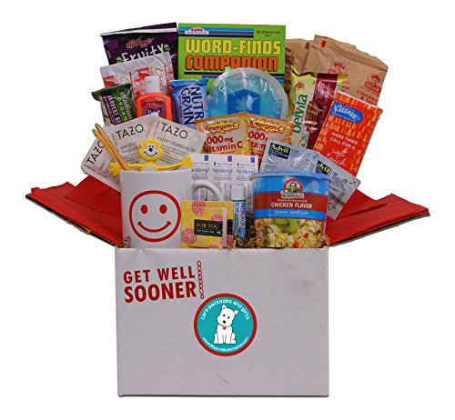 (Get Well Sooner College Care Package)