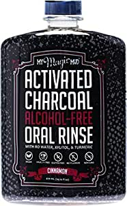 My Magic Mud Oral Rinse Cinnamon, 420 Milliliter