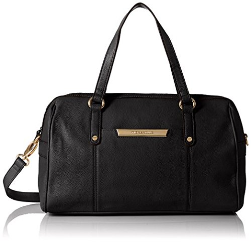 black-tignanello-saffiano-leather-rfid-dome-satchel