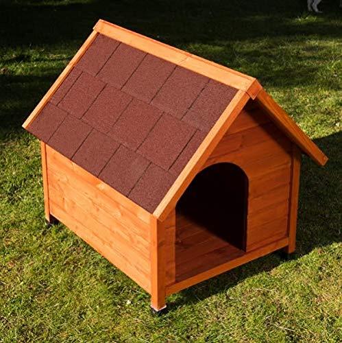 Spike Premium Torúl Caseta de Madera Classic para Mascotas Perros (XL): Amazon.es: Productos para mascotas