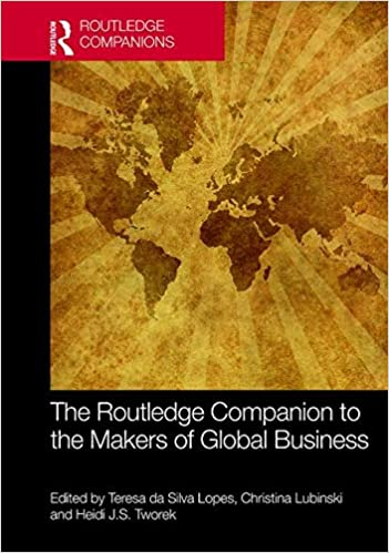 Mejor Torrent Descargar The Routledge Companion To The Makers Of Global Business Infantiles PDF
