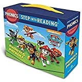 Paw Patrol 12 in a Box 12 Book Set Learn to Read Phonics Age 3 - 7 Years