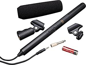 Audio Technica ATR-55 Condenser Shotgun Microphone