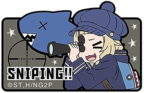 ねねっちSNIPING!! ベルクロワッペン