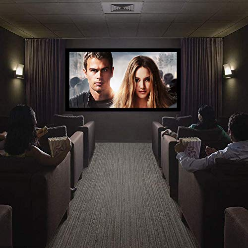 Buy home theater projector screens