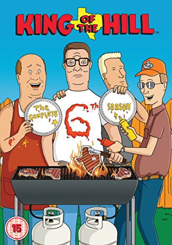 - King Of The Hill - Complete Season 6 [DVD]