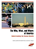 Who What and Where of America, Bernan Press Staff, 0890597634