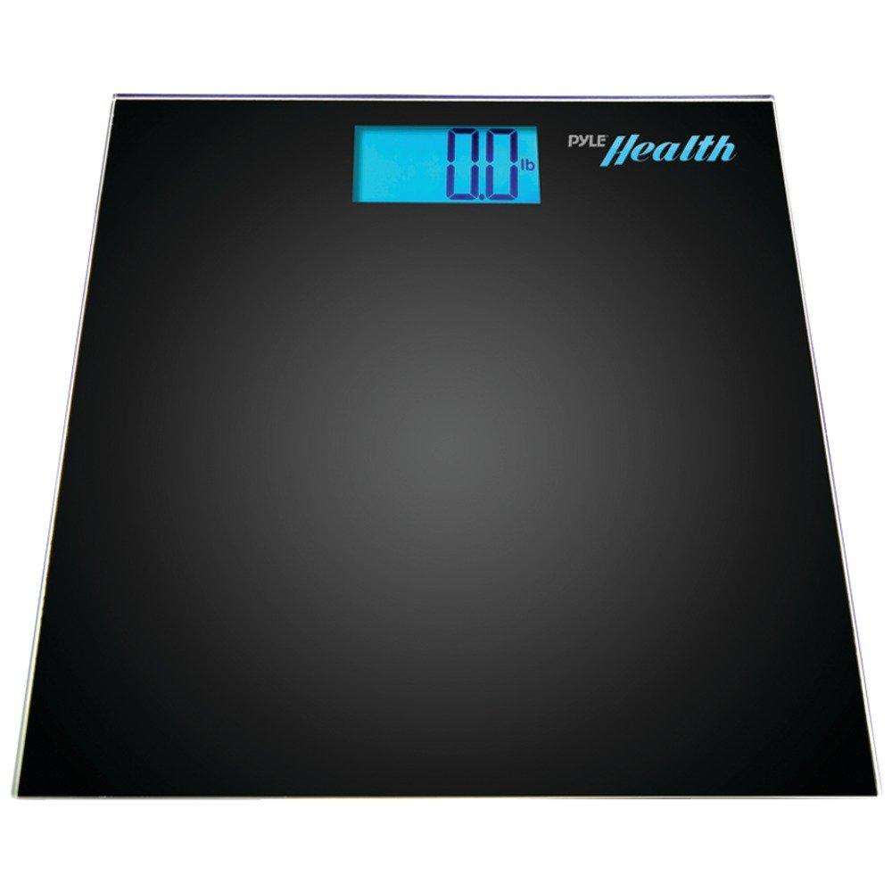 PYLE PHLSCBT2BK Bluetooth(R) Digital Weight Scale (Black) Home, garden & living