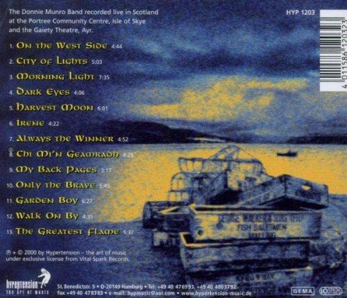 Donnie Munro Live by Celtic America Llc