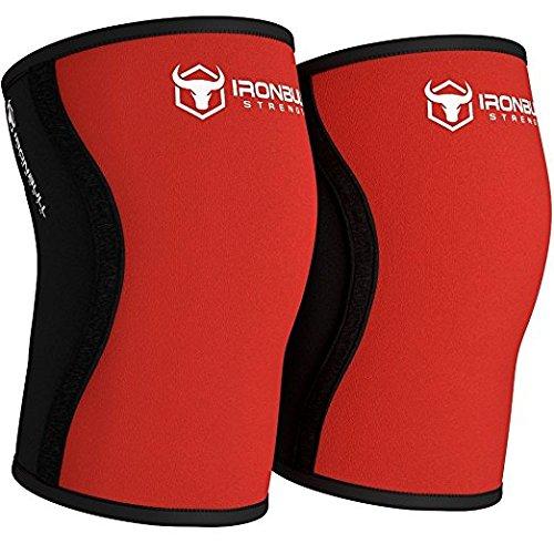 Knee Sleeves 7mm Pair Performance