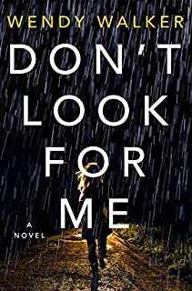 Book Cover: Don't Look for Me: A Novel