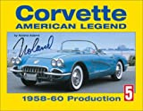 Corvette : American Legend, 1958-1960, Adams, Noland, 1880524368