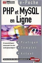 PHP et MySQL en ligne