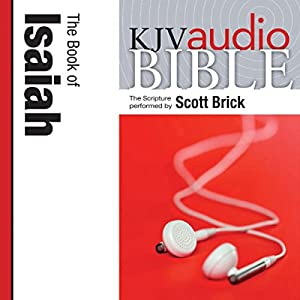 King James Version Audio Bible: The Book of Isaiah Audiobook