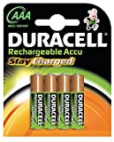 Best Aaa Rechargeable Batteries - Duracell Rechargeable AAA Batteries, 4 Count Review
