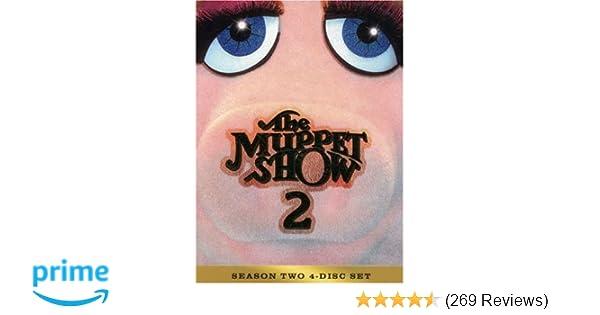 1514fc590b1 Amazon.com  The Muppet Show  Season 2  Mia Farrow