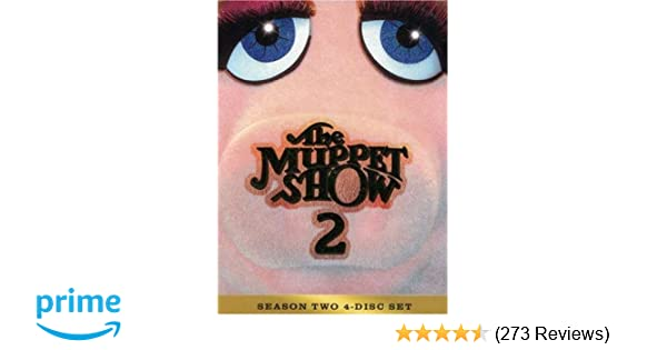 Amazon com: The Muppet Show: Season 2: Mia Farrow, Jim