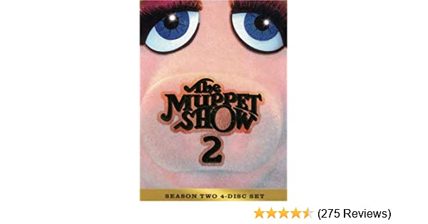 Amazon.com: The Muppet Show: Season 2: Mia Farrow, Jim ...