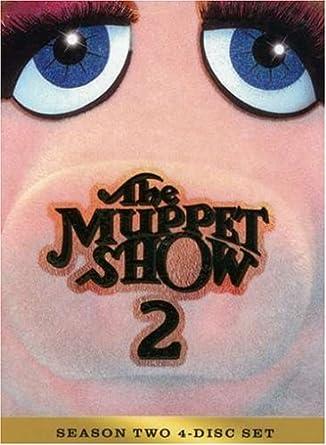 Amazon com: The Muppet Show: Season 2: Mia Farrow, Jim