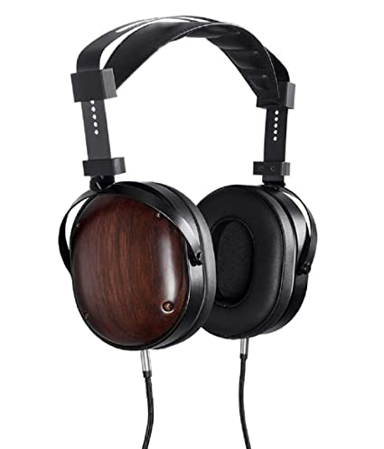 bda9af0e985 Monolith M565C Over Ear Planar Magnetic Headphones - Black/Wood with 106mm  Driver, Closed Back Design, Comfort Ear Pads for Studio/Professional:  Amazon.ca: ...