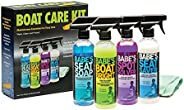 Babe's Boat Care Products-7500 Care Kit for New Boat Ow