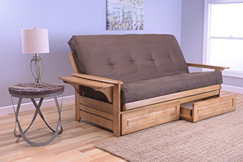 rosemount-full-size-sofa-futon-and-drawer-set-honey-oak-wood-frame-and-suede-innerspring-mattress-ch